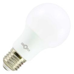 Светодиодная лампа Biom BT-509 A60 10W E27 3000К матовая. Фото 4
