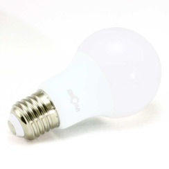 Світлодіодна лампа Biom BT-510 A60 10W E27 4500К матова. Фото 4