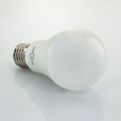 Світлодіодна лампа Biom BT-532 A60 12W E27 4500К dimmable матова. Фото 3