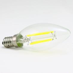 Светодиодная лампа Biom FL-306 C37 4W E14 4500K. Фото 2