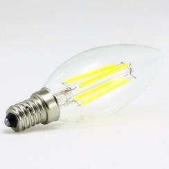 Светодиодная лампа Biom FL-306 C37 4W E14 4500K. Фото 3