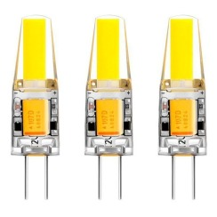 Светодиодная лампа Biom G4 3.5W 1507 3000K AC220. Фото 3
