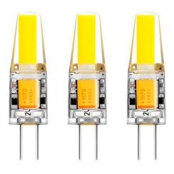 Світлодіодна лампа Biom G4 3.5W 4500K AC220. Фото 3