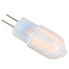 Светодиодная лампа Biom G4 2W 2835 PC 4500K AC/DC12. Фото 2
