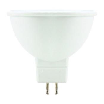 Світлодіодна лампа Biom BT-561 MR16 7W GU5.3 3000К матова