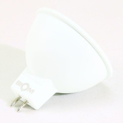 Светодиодная лампа Biom BT-592 MR16 7W GU5.3 12V 4500К. Фото 3