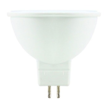Світлодіодна лампа Biom BT-562 MR16 7W GU5.3 4500К матова