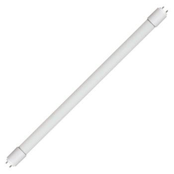Світлодіодна лампа Biom T8-GL-1200-18W CW 6200К G13 скло матове