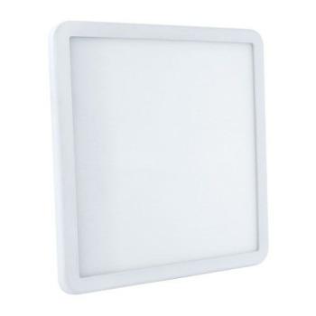 Світильник світлодіодний Biom CL-S12-5 5000K квадратний 12Вт