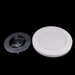 Светильник светодиодный Biom SF-R12 W 12Вт 5000K накладной. Фото 3