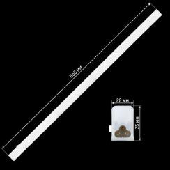 Светильник светодиодный Biom T5 10Вт 6200K AC220 пластик с кнопкой. Фото 2