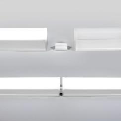 Светильник светодиодный Biom T5 10Вт 6200K AC220 пластик с кнопкой. Фото 4