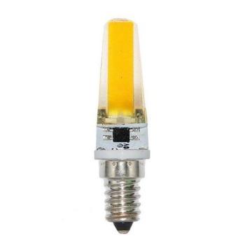 Світлодіодна лампа Biom 5W E14 4500К матова