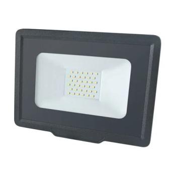 Светодиодный прожектор Biom S5 30W SMD Slim 6200К 220V IP65