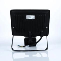 Светодиодный прожектор Biom S5 30W SMD Slim 6500К 220V IP65 с датчиком движения. Фото 3