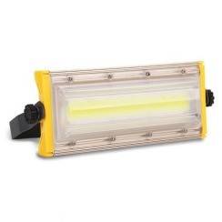 Світлодіодний прожектор BIOM 50W COB Professional IP65 slim 220V