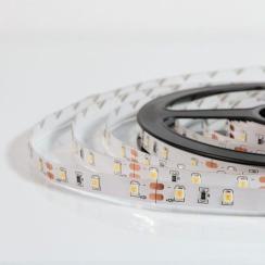 Світлодіодна стрічка Biom 2835-60 IP20 WW теплий білий, негерметична, 1м. Фото 3