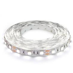 Светодиодная лента Biom 5050-60 IP20 W холодный белый, негерметичная, 1м