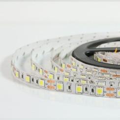 Светодиодная лента Biom 5050-60 IP20 W холодный белый, негерметичная, 1м. Фото 3