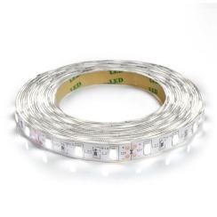 Світлодіодна стрічка Biom 5630-60 IP20 W холодний білий, негерметична, 1м