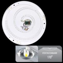 Светильник светодиодный Biom SMART SML-R04-80 3000-6000K 80Вт с д/у. Фото 6