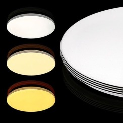 Светильник светодиодный Biom SMART SML-R04-80 3000-6000K 80Вт с д/у. Фото 2