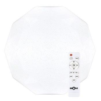 Світильник світлодіодний Biom SMART SML-R05-50 3000-6000K 50Вт з д/к