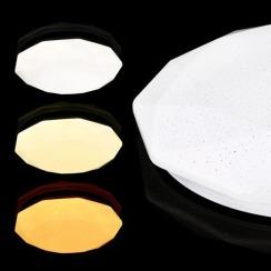 Світильник світлодіодний Biom SMART SML-R05-50 3000-6000K 50Вт з д/к. Фото 2