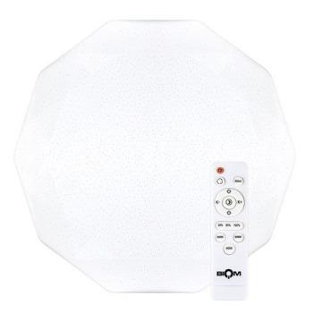 Світильник світлодіодний Biom SMART SML-R05-80 3000-6000K 80Вт з д/к