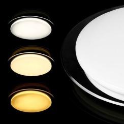 Світильник світлодіодний Biom SMART SML-R06-50 3000-6000K 50Вт з д/к. Фото 2