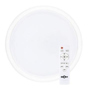 Світильник світлодіодний Biom SMART SML-R06-80 3000-6000K 80Вт з д/к