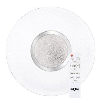 Светильник светодиодный Biom SMART SML-R07-50 3000-6000K 50Вт с д/у