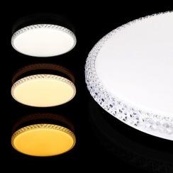 Светильник светодиодный Biom SMART SML-R08-80 3000-6000K 80Вт с д/у. Фото 2