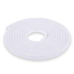 Светодиодный неон 12В 2835-120 WW IP67 теплый белый, герметичный, 1м