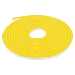 Светодиодный неон 220В 2835-120 Y IP67 желтый, герметичный, 1м