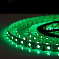 Світлодіодна стрічка Biom 5050-60 IP20 RGB, негерметична, 1м. Фото 4