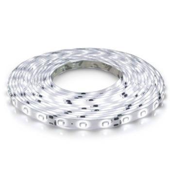 Світлодіодна стрічка Biom 2835-60 IP65 W холодний білий, герметична, 1м