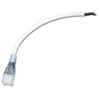 Коннектор для неону 8*16 12В 2pin-провід