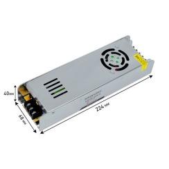 Блок живлення Biom DC5 200W 40A СSTR-200-5. Фото 2