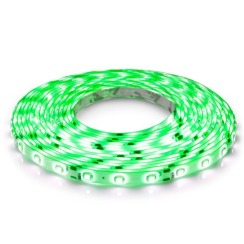 Светодиодная лента Biom 2835-60 IP65 G зелёный, герметичная, 1м