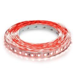Светодиодная лента Biom 2835-120 IP20 R красный, негерметичная, 1м