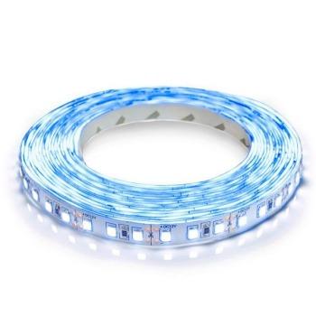 Светодиодная лента Biom 2835-120 IP20 B синий, негерметичная, 1м