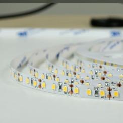 Светодиодная лента BIOM Professional 2835-120 WW тёплый белый, негерметичная, 1м. Фото 3