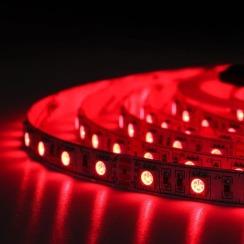 Світлодіодна стрічка BIOM Professional 5050-60 RGB, негерметична, 1м. Фото 4