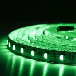 Світлодіодна стрічка BIOM Professional 5050-60 RGB+W, негерметична, 1м. Фото 7
