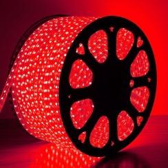 Світлодіодна стрічка JL 5050-60 RGB 220В IP68, герметична, 1м. Фото 4