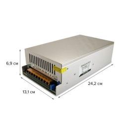 Блок питания Biom DC12 800W 66,7А TR800-12. Фото 2