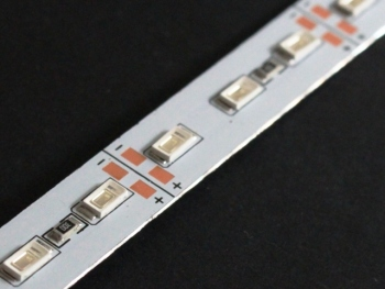 Світлодіодна лінійка 5630-72 led G 22W 12V IP20 зелений
