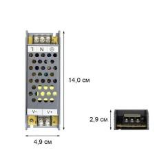 Блок живлення BIOM Professional DC12 100W BPU-100 8,3А. Фото 2