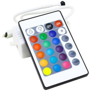 Контролер RGB Biom 6А-IR-24 кнопки